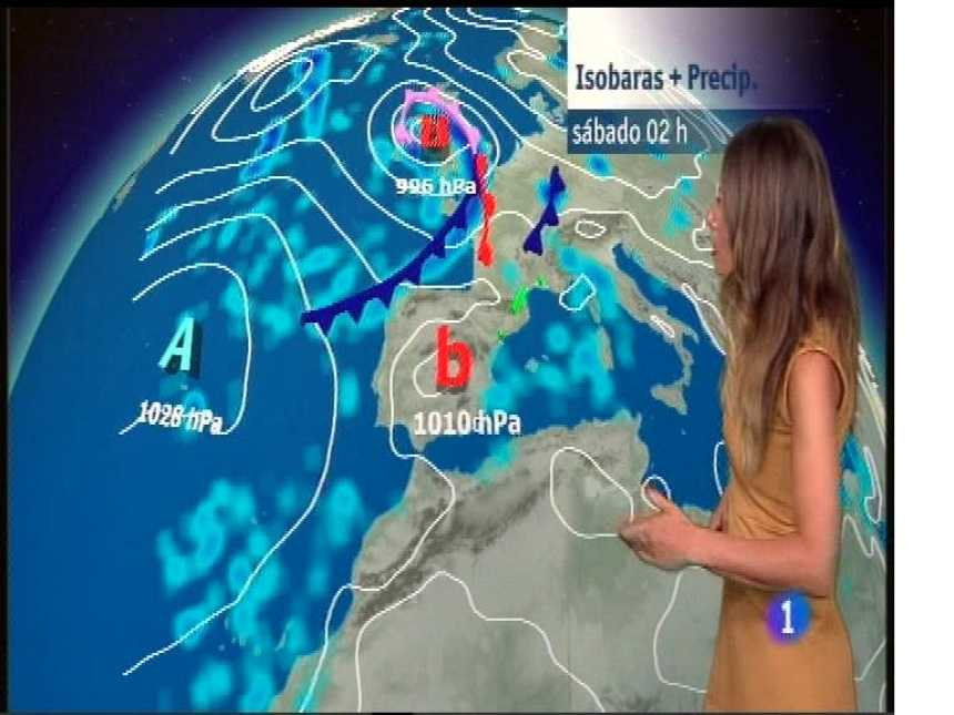 El tiempo en Asturias - 21/07/17