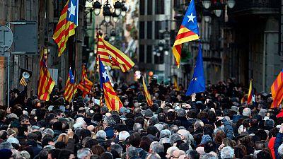 El 'no' a la independencia de Cataluña se sitúa ocho puntos por delante del 'sí'
