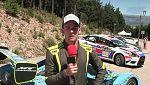 Automovilismo - Campeonato de España de Rallyes de Montaña 'Subida a Alp'