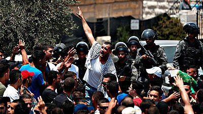Las protestas por la mezquita de Al Aqsa dejan tres palestinos muertos