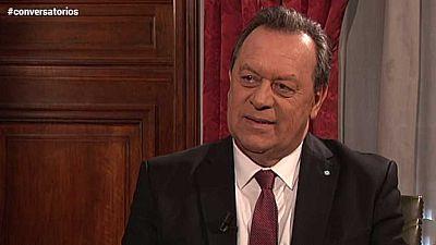 Conversatorios en Casa de América - Gustavo Santos - ver ahora