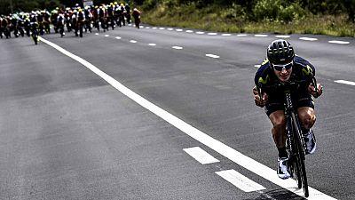 Los avances tecnológicos nos permiten vivir cada año más de cerca la carrera ciclista.