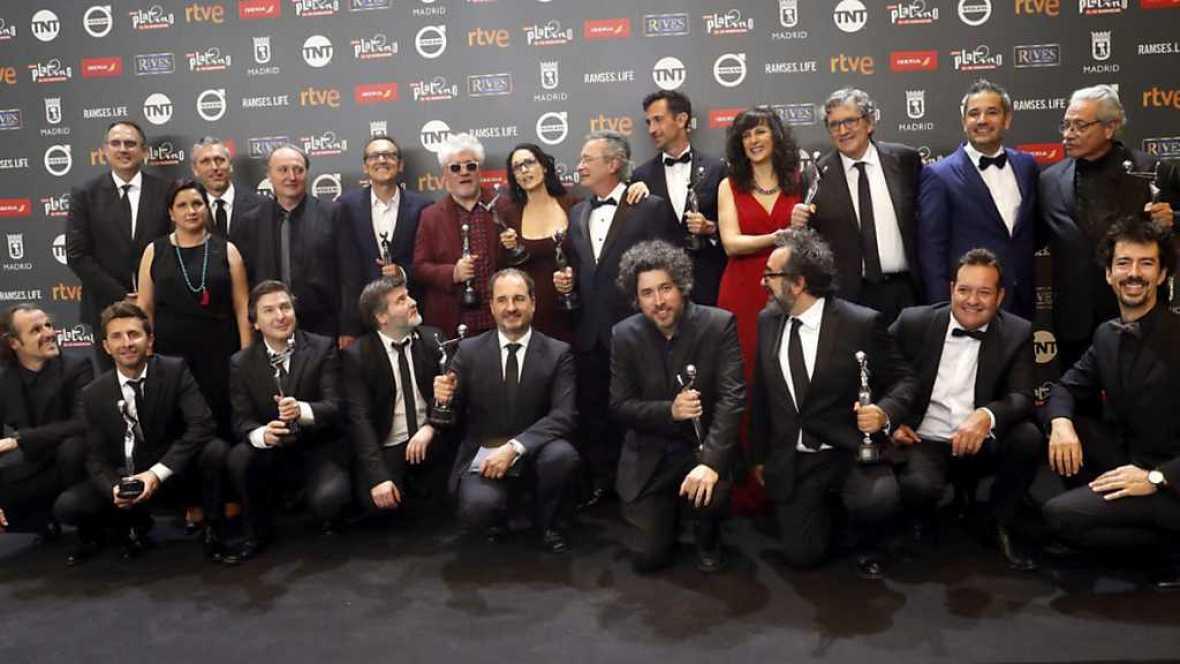 Premios Platino 2017 - ver ahora