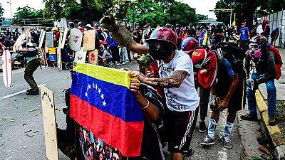 Marchas en Caracas para apoyar los nuevos jueces del Supremo
