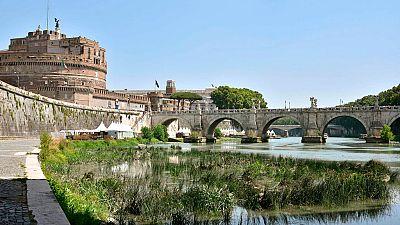 Roma podría sufrir cortes de agua debido a la fuerte sequía
