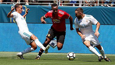 El Madrid cae en los penaltis ante el United