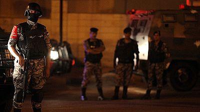 Un israelí mata a dos jordanos en la embajada de Israel en Amán