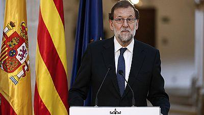 """Mariano Rajoy afronta """"con absoluta normalidad"""" su declaración ante el juez por el caso Gürtel"""