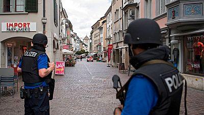 Un hombre hiere con una motosierra a cinco personas en la ciudad suiza de Schaffhouse
