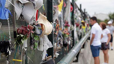 Las víctimas exigen verdad y justicia en el cuarto aniversario de la tragedia del Alvia