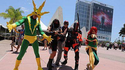 Finaliza la Comic Con de San Diego de este año