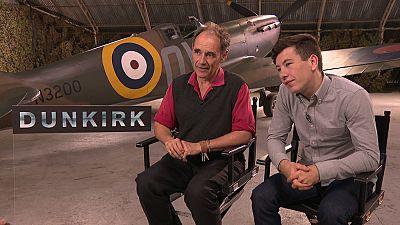 De película - Mark Rylance y Barry Keoghan nos hablan de sus personajes en 'Dunkerque' - Ver ahora