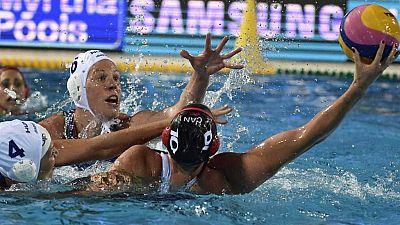 Waterpolo - Campeonato del Mundo Femenino. 1/4 Final: Hungría - Canadá - ver ahora
