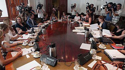Aprobado por unanimidad el informe del pacto de Estado contra la violencia de género