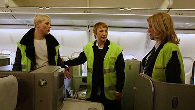 Ellas - Aviación civil - ver ahora