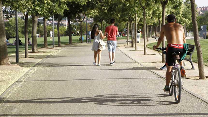 El Tiempo en la Comunidad de Madrid - 25/07/17
