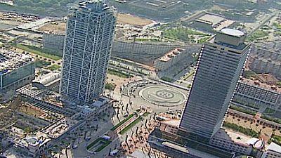 El 90 por ciento de las inversiones olímpicas se destinaron a  transformar urbanísticamente  Barcelona