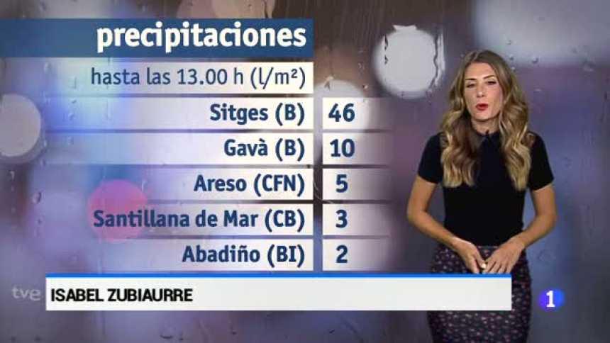 El tiempo en Andalucía - 25/07/17