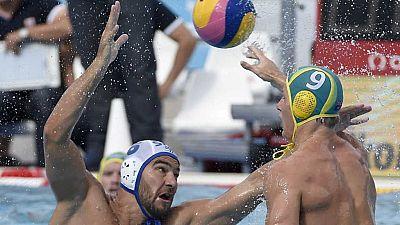 Waterpolo - Campeonato del Mundo Masculino. 1/4 Final: Serbia - Australia - ver ahora
