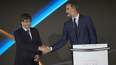 El rey llama a la unidad para conseguir grandes éxitos como Barcelona 92