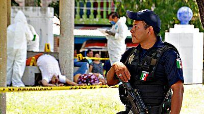 México acumula 12.155 homicidios en los seis primeros meses del año