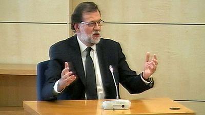 """Rajoy: """"Mis responsabilidades eran políticas, no de contabilidad"""""""