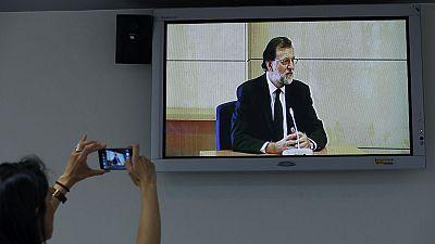 """Rajoy asegura no saber """"nada"""" de las cuentas de Bárcenas en Suiza"""