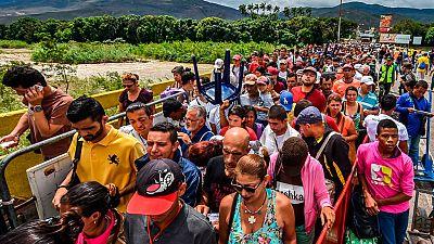 Comienza la huelga de 48 horas en Venezuela convocada por la oposición para protestar contra la Constituyente