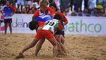 XII Torneo Internacional de Seven Playa Club de Rugby Santander . Julio 2017