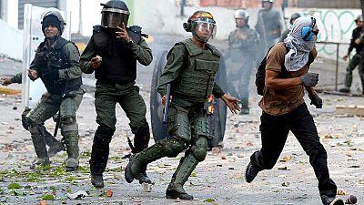 Venezuela - Dos muertos en la segunda huelga general contra las elecciones a la Asamblea Constituyente