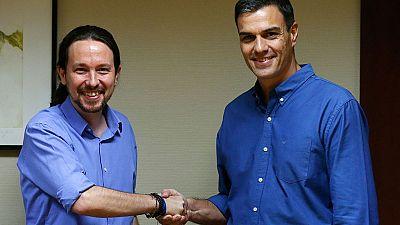 PSOE y Podemos solicitan la comparecencia de Mariano Rajoy en un pleno extraordinario