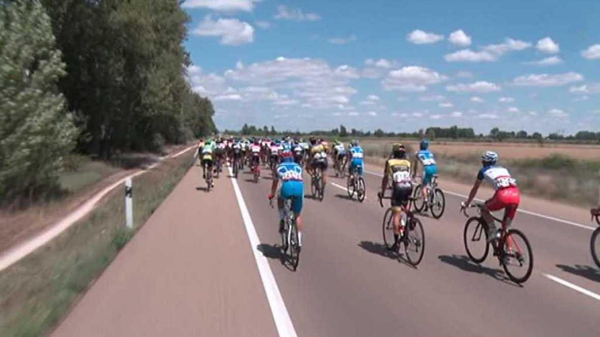Ciclismo - Vuelta a León. Resumen - ver ahora