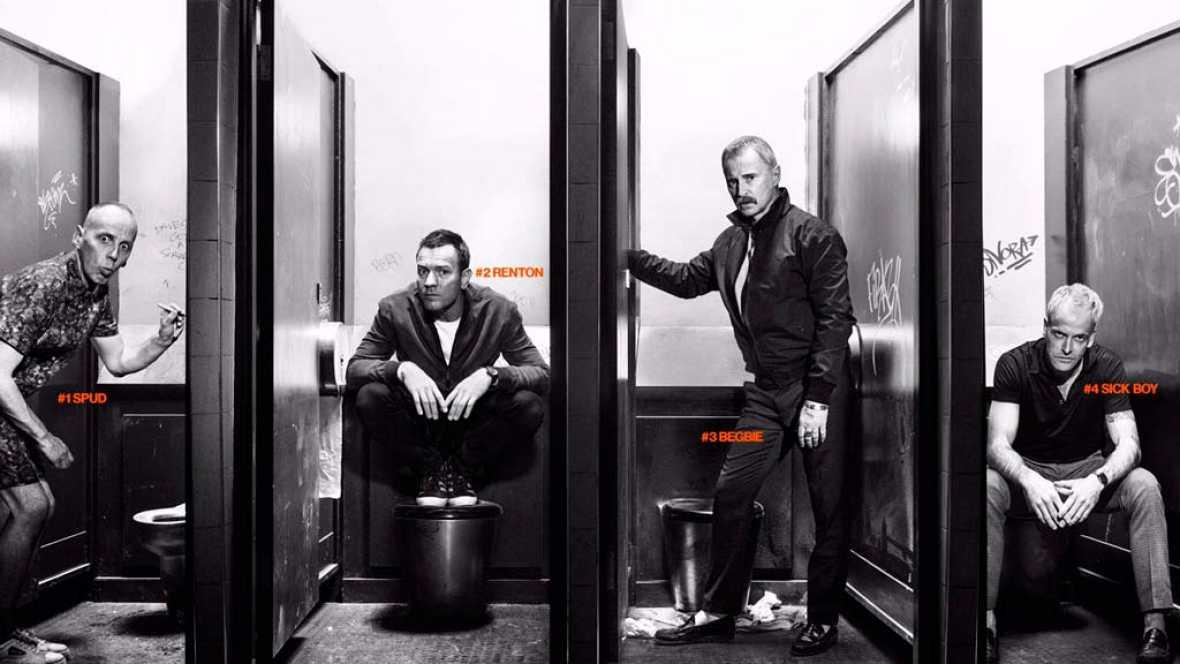 Dvd: 'Trainspotting 2', 'El viajante' y documentales