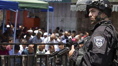 Primer viernes de oración en Jerusalén con gran seguridad en los accesos a las Mezquitas