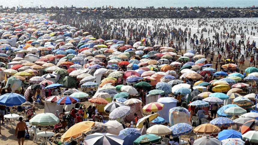Persiste el calor en el interior peninsular así como en zonas de Baleares y Canarias