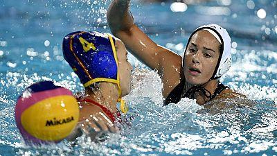 Las 'guerreras' del waterpolo han conseguido la medalla de plata en los Mundiales de Budapest al caer por 13-6 ante la doble campeona olímpica, Estados Unidos.