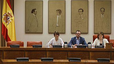 La Comisión de Igualdad del Congreso aprueba el pacto de Estado contra la violencia de género