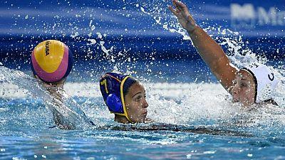 Waterpolo - Campeonato del Mundo Femenino. Final: EEUU - España - ver ahora