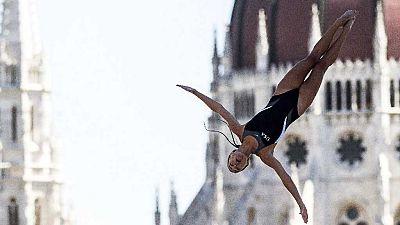 Natación Saltos - Campeonato del Mundo Femenino 'High Diving 20MTS' 2ª a 4ª Ronda - ver ahora