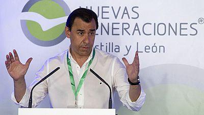 """Maíllo: """"No puede haber ningún proyecto político que suponga una ruptura unilateral del conjunto de los españoles"""""""