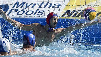Waterpolo - Campeonato del Mundo Masculino. 3º a 4º puesto: Grecia - Serbia - ver ahora