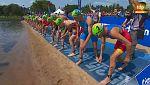 Triatlón - ITU World Series. Carrera Élite Masculina Sprint. Prueba Edmonton (Canadá)