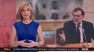 Parlamento - El foco parlamentario - Rajoy declara como testigo - 29/07/2017