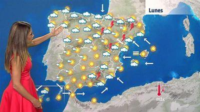 El tiempo en Canarias - 31/07/2017