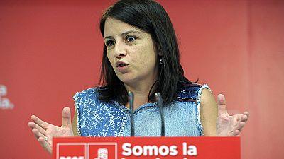 La dirección del PSOE contesta a Susana Díaz