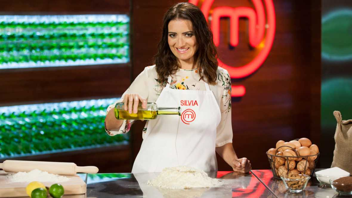 Silvia Abril, valiente y amante de la cocina saludable