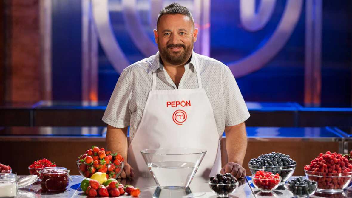 Pepón Nieto, trabajador y experto en cocina tradicional