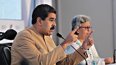 EE.UU. impone sanciones personales y económicas contra Maduro tras la votación de la Asamblea Constituyente