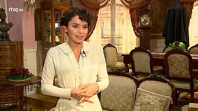 Acacias 38 - Elena González es Blanca, la hija de Úrsula