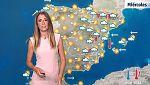 Las temperaturas suben en toda la península salvo en el Mediterráneo